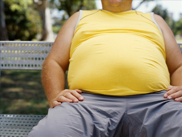 Obesity increasing among young people