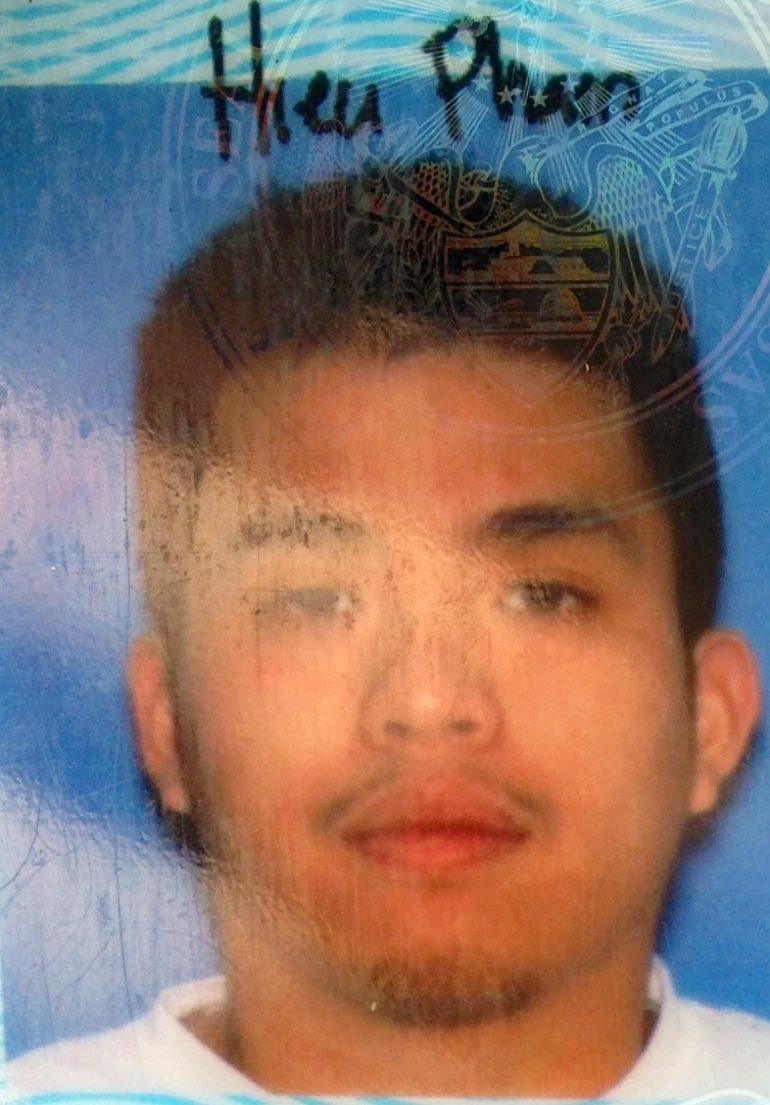 Suspect: Chi Hieu Pham