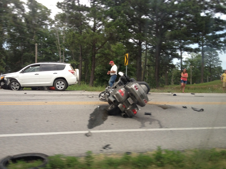 Hwy12 Accident