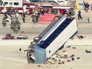 Indy Bus Crash