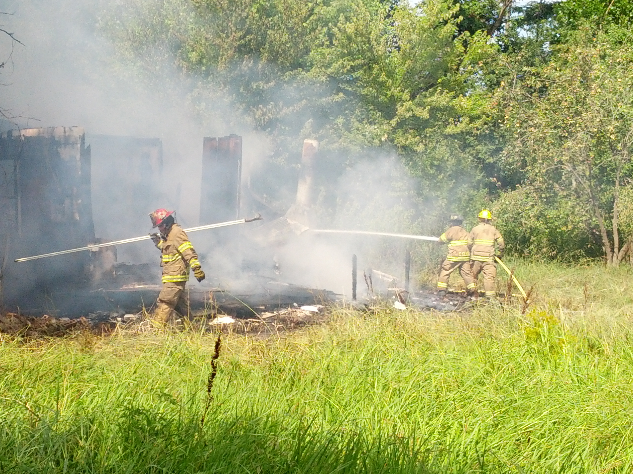 Muldrow Fire 7-20