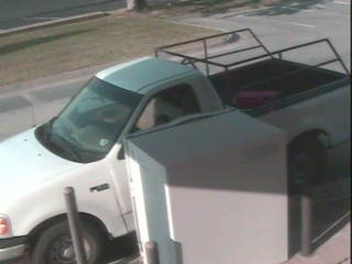 Suspect vehicle