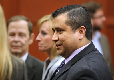 Zimmerman Verdict