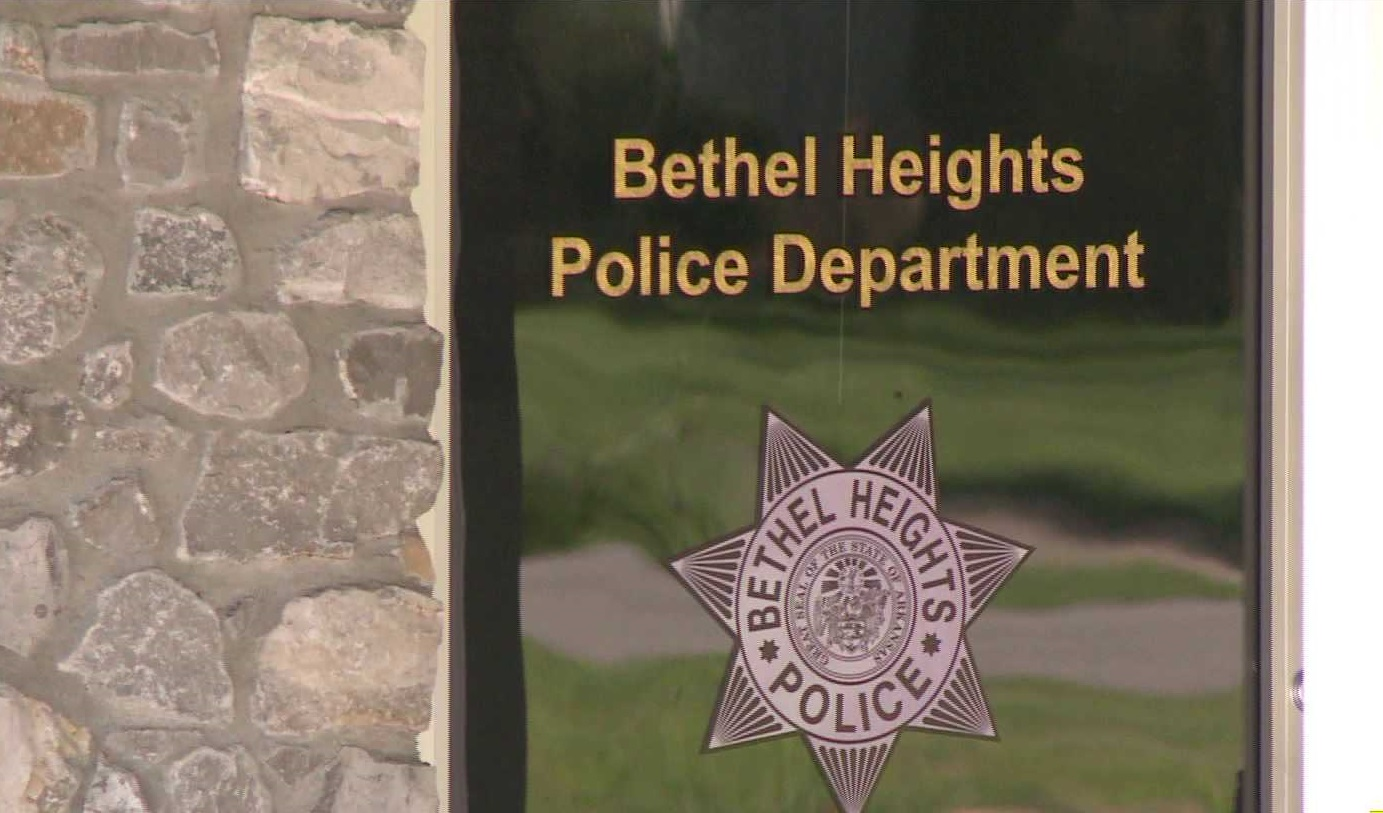 bethel heights police dept