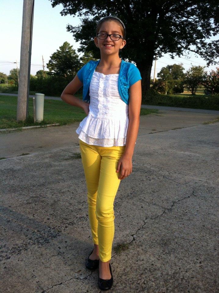 Jordyn - 6th grade