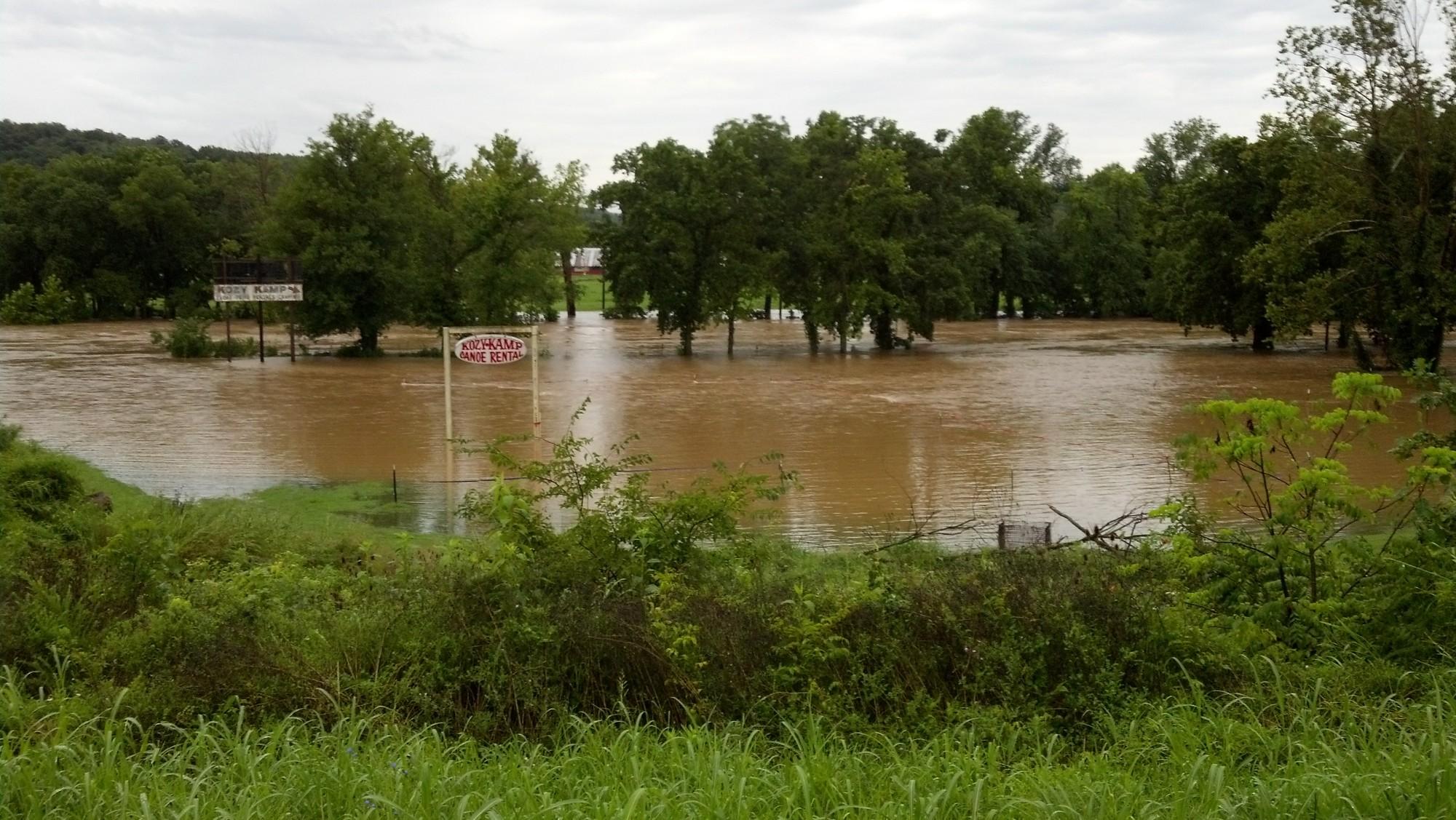 Pineville, MO Elk River