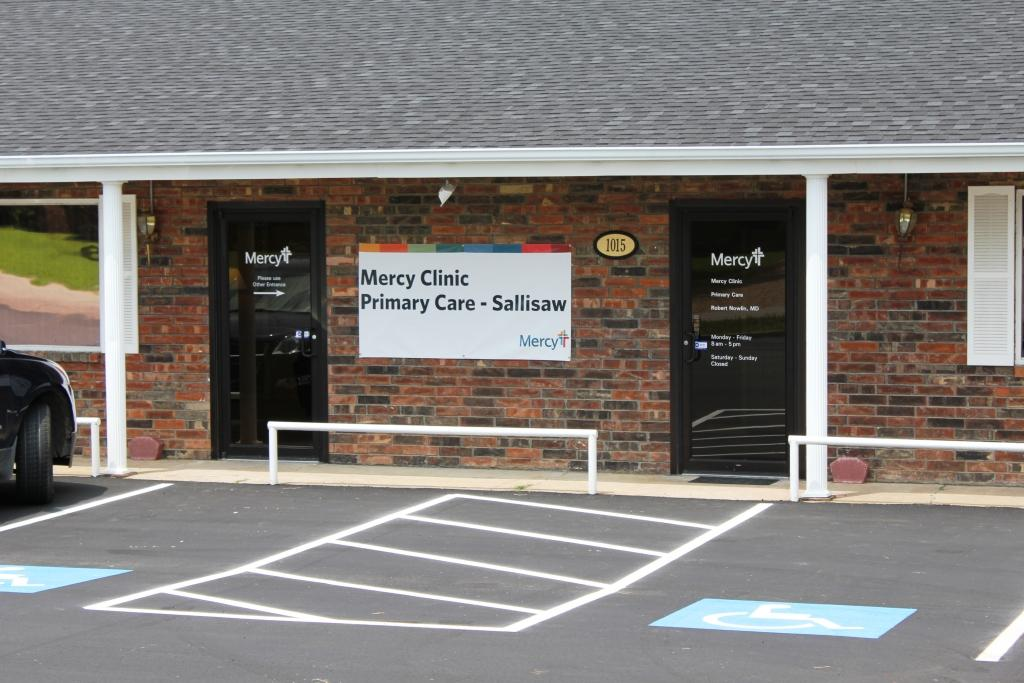 Mercy Clinic Primary Care – Sallisaw