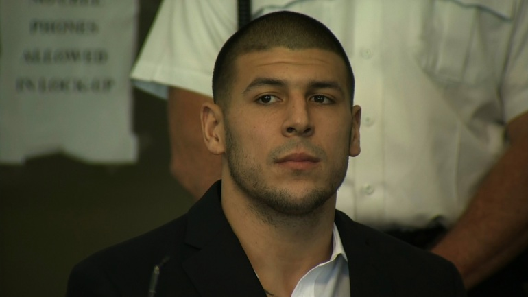 Aaron Hernandez Indicted