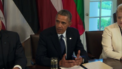 Obama remarks on Syria
