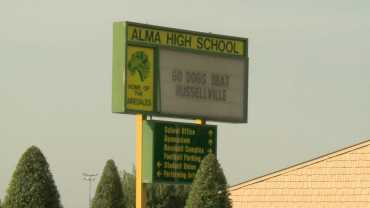 alma high school