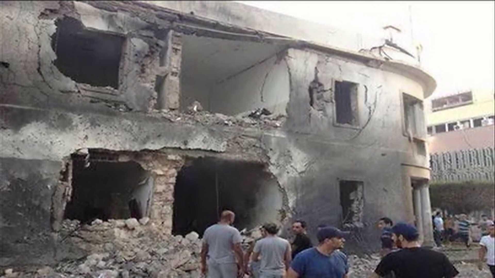 Benghazi blast