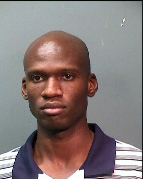 This booking photo is of Aaron Alexis from a September 4, 2010 incident in Fort Worth, TX.