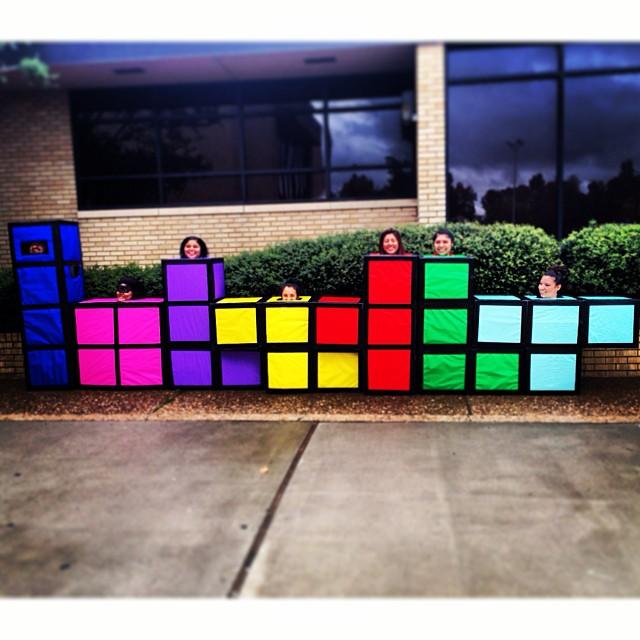 Tetris!!!! - St. Francis Community Clinic in Springdale AR