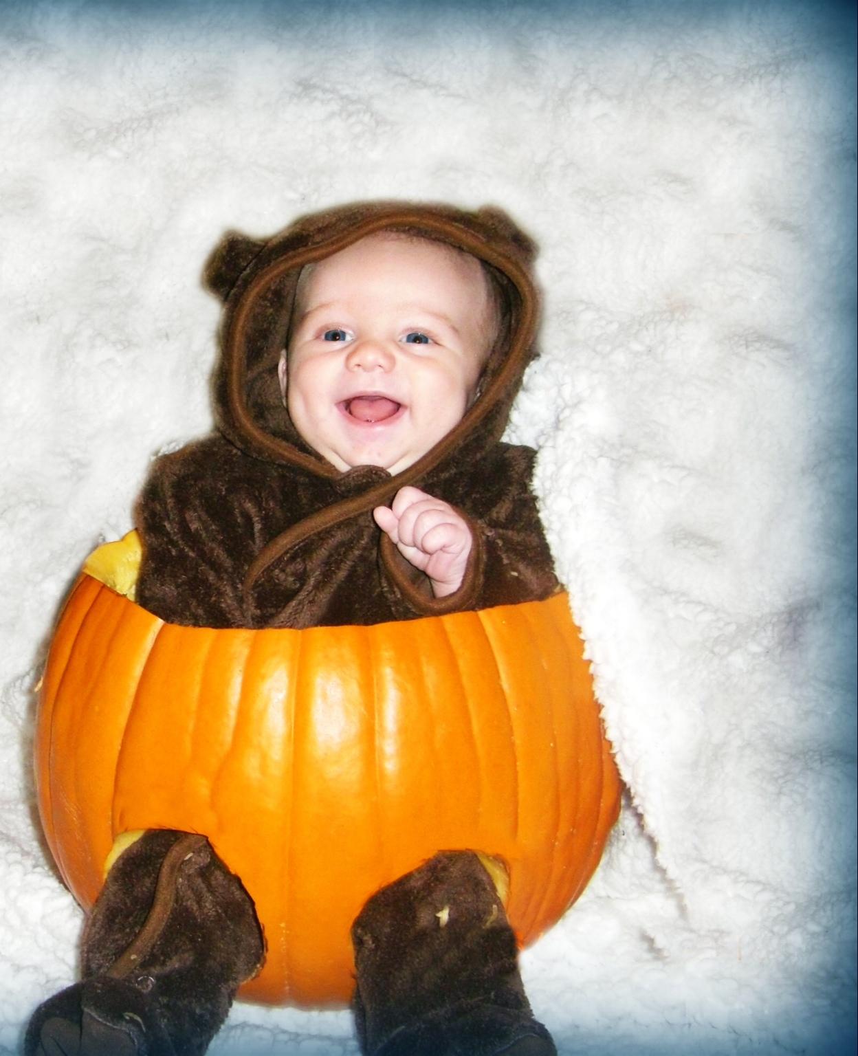Alexa Rouae, 2 months old