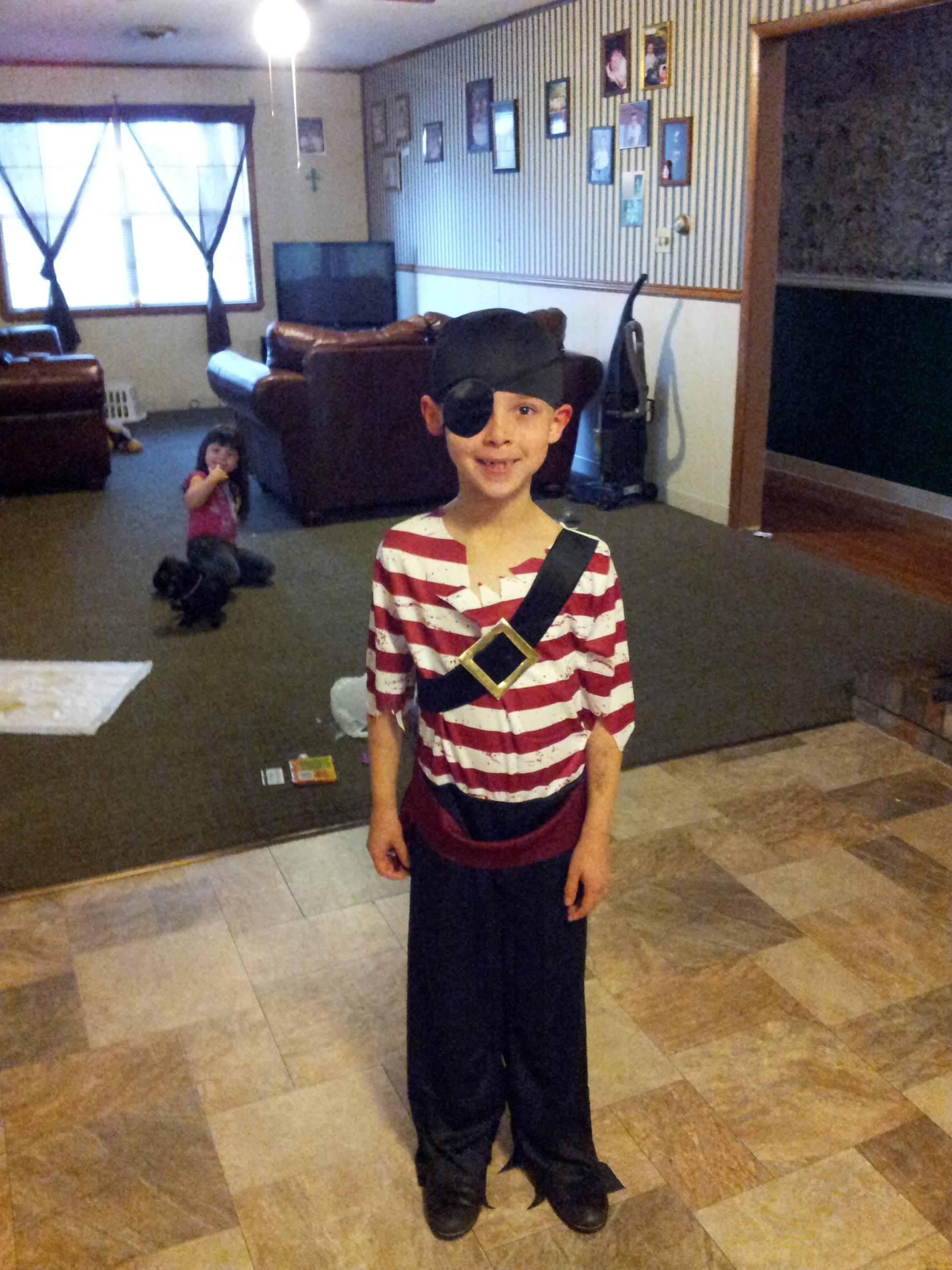 Antonio the Pirate