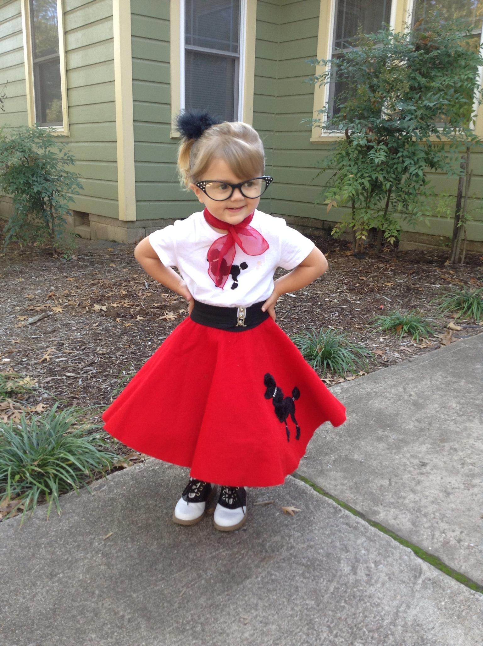 Charleigh Smith, Age 2