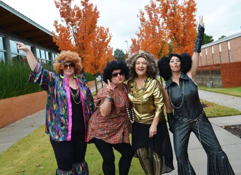 ATU-Ozark Campus Costume Contest