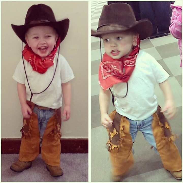 Elijah Palmer, Age 2