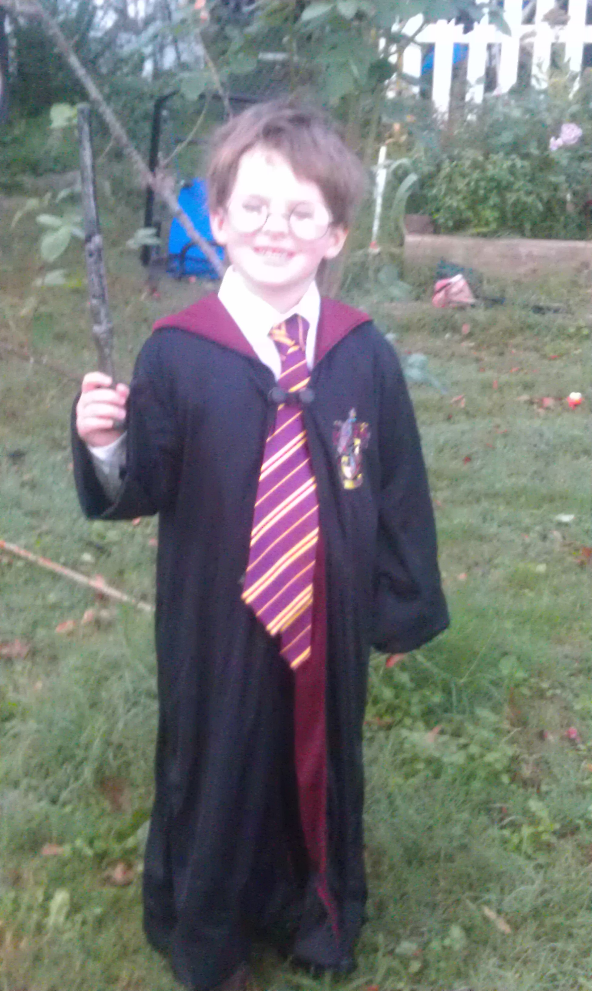 Gryffindor!  Actually this is Young Ethan