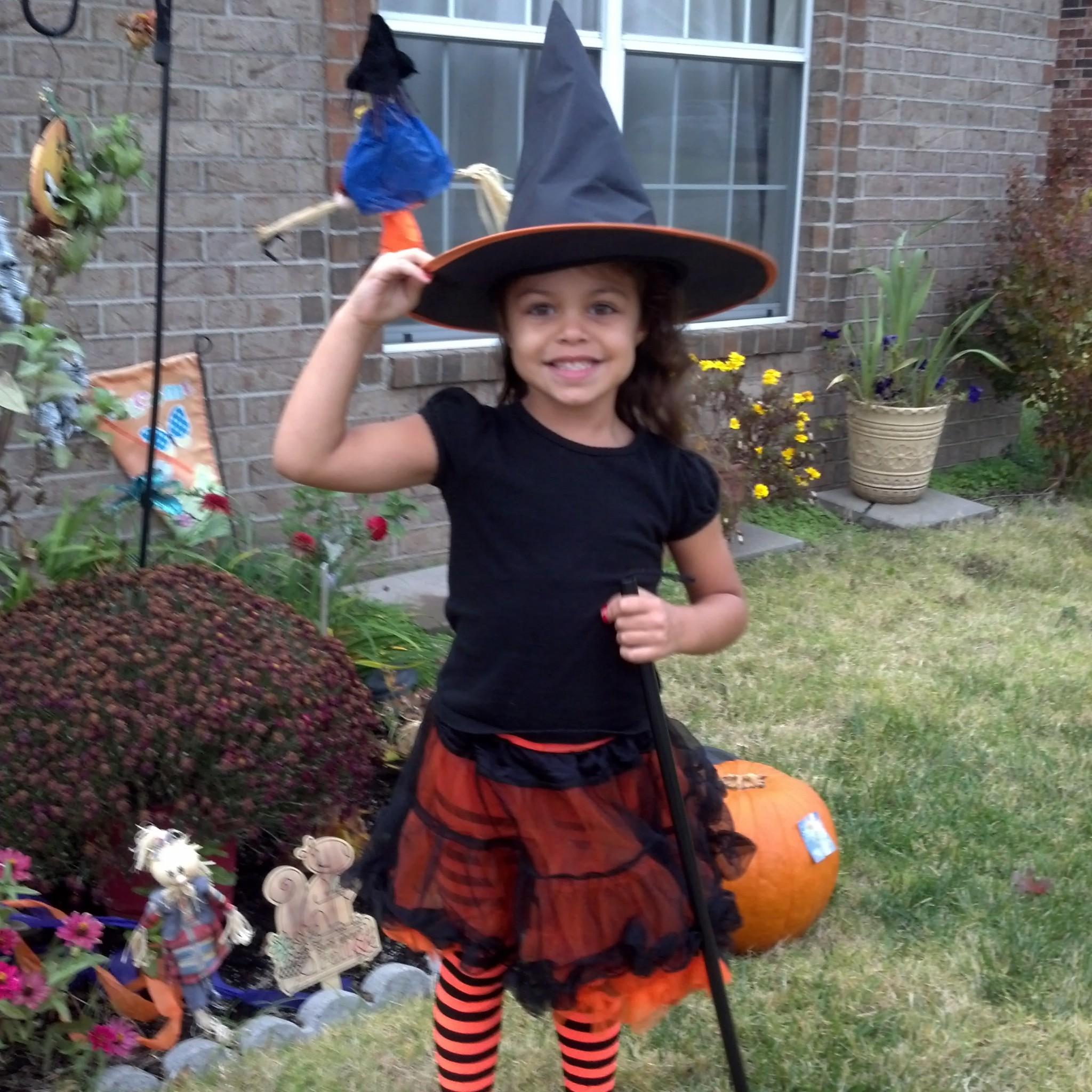 Jaycee Conley, Age 4