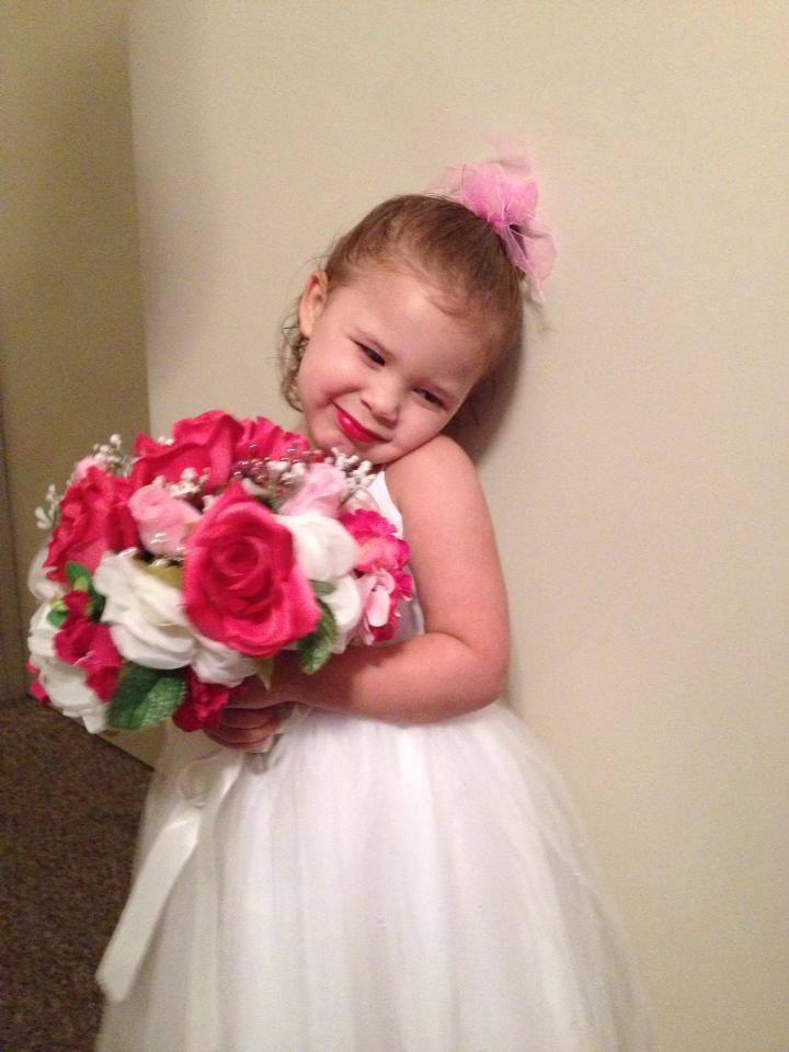 Macy Blushing Bride
