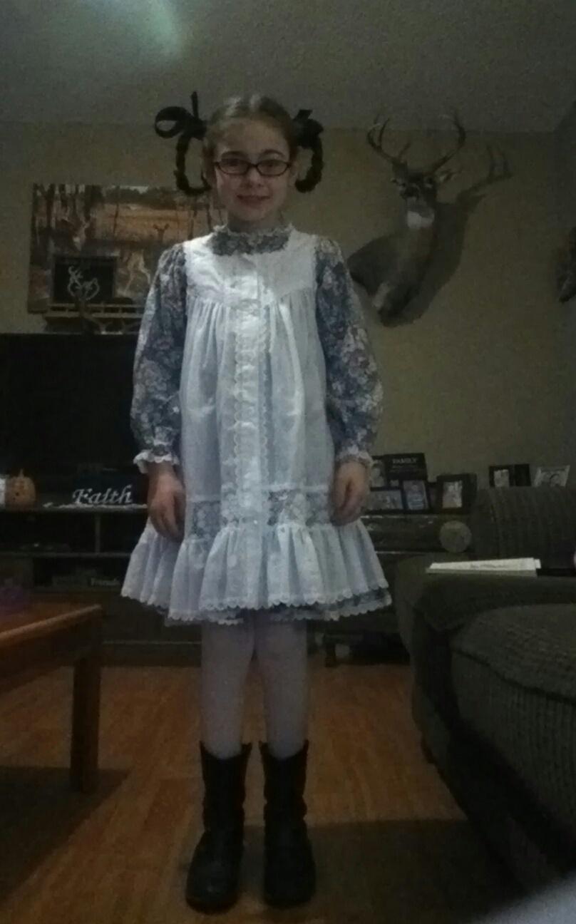 Tynlee Lewis, Age 10