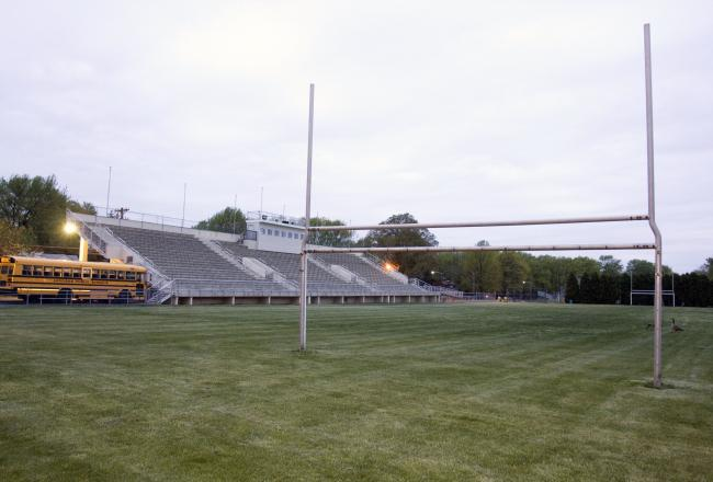 football high school