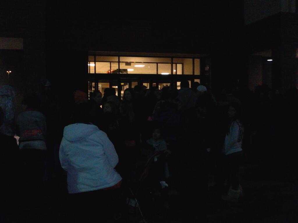 JC Penney Crowd
