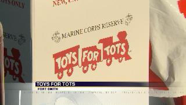 Marines Toys For Tots 2012 : Marine corps league collects toys for tots fort smith
