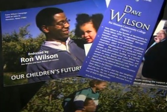tricked voters wilson campaign