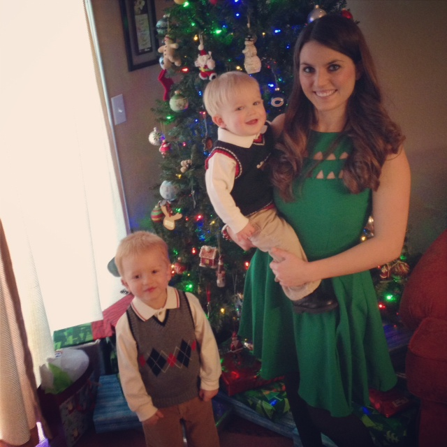 Brooke Gaffigan and family, Bella Vista