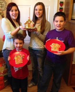 Christmas Traditions, Amanda Bingham