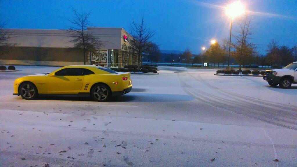 Fayetteville Snow