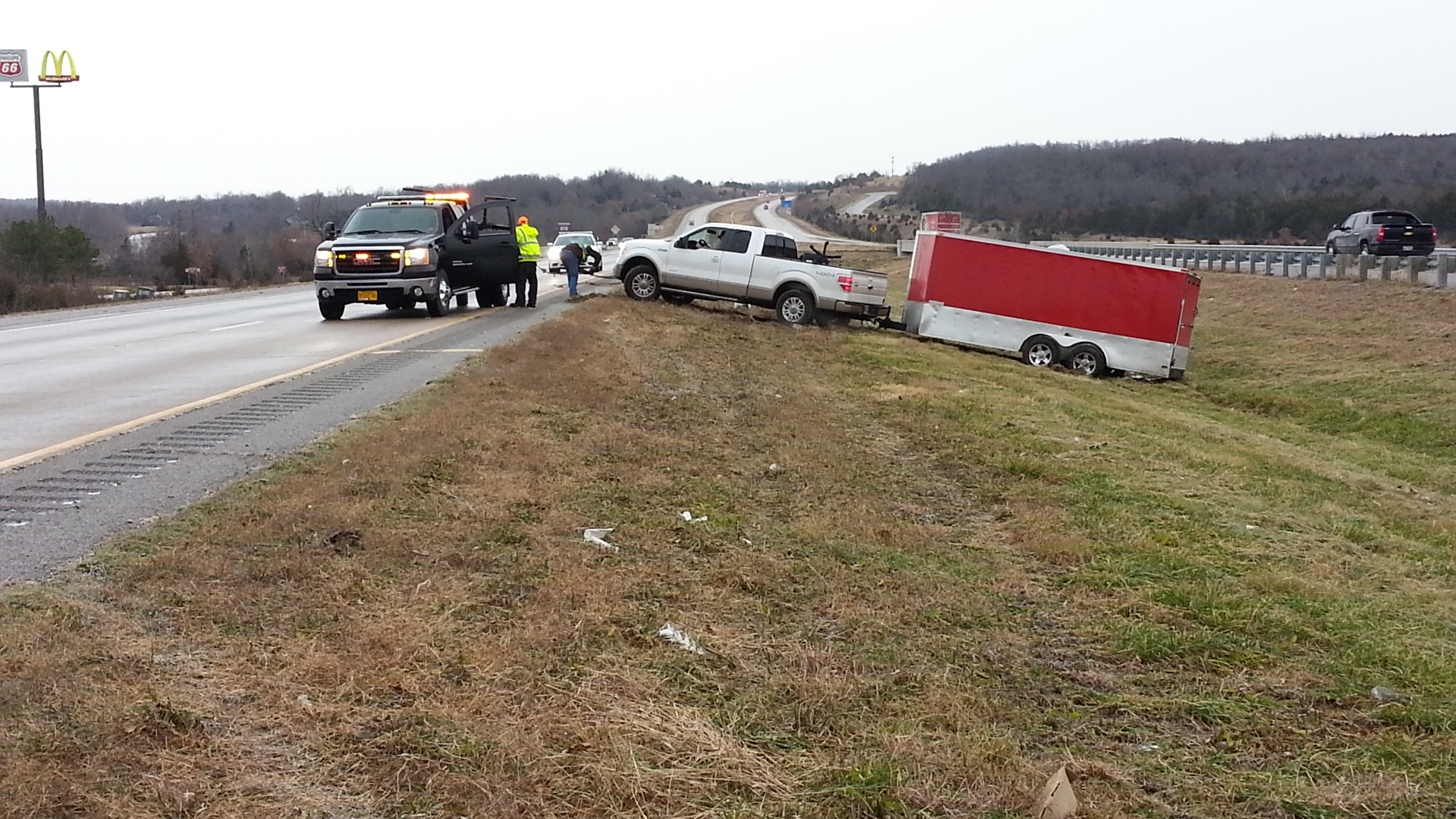 I-540 Wreck in Greenland