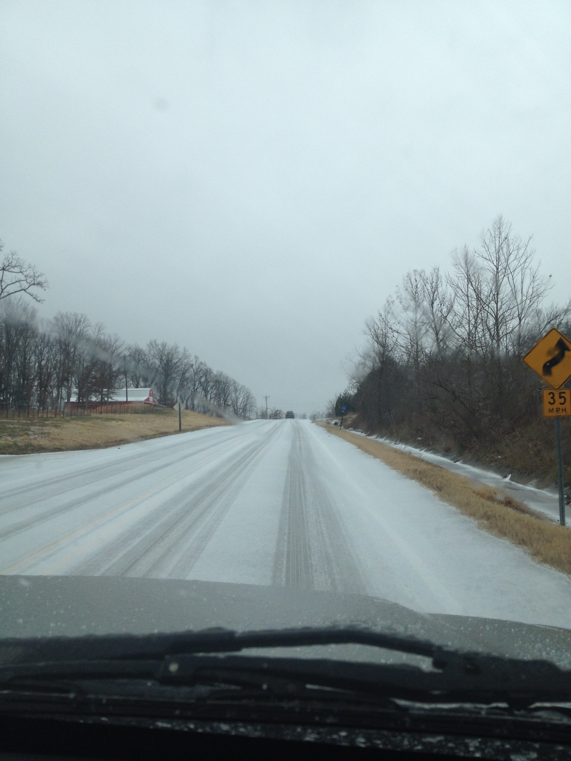 Hwy 16 in Madison County