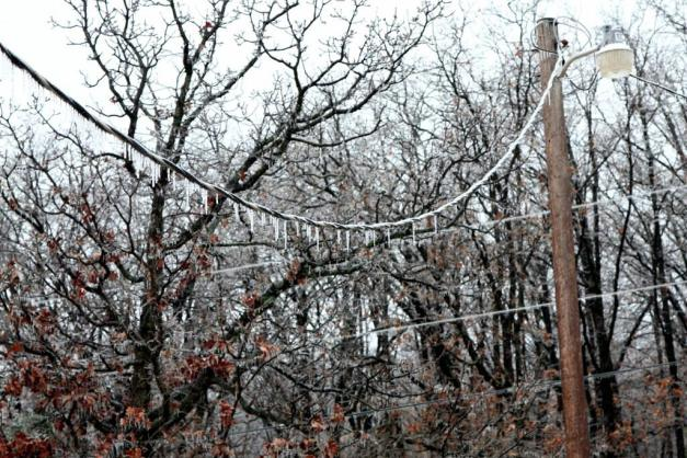 mansfield power line