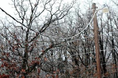 mansfield power line