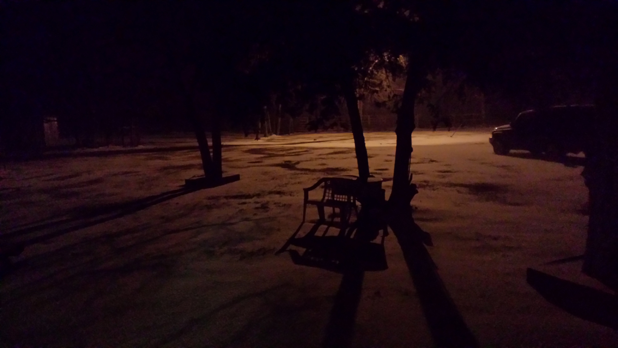 Prairie Grove Snow