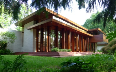 frank lloyd wright house 1