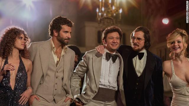 "Cast of ""American Hustle"""