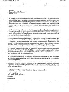 Termination Letter Page 2