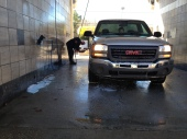 carwash truck