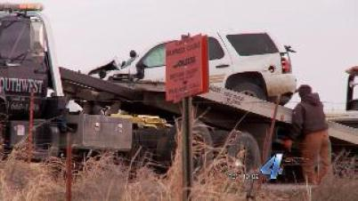 washita co wreck