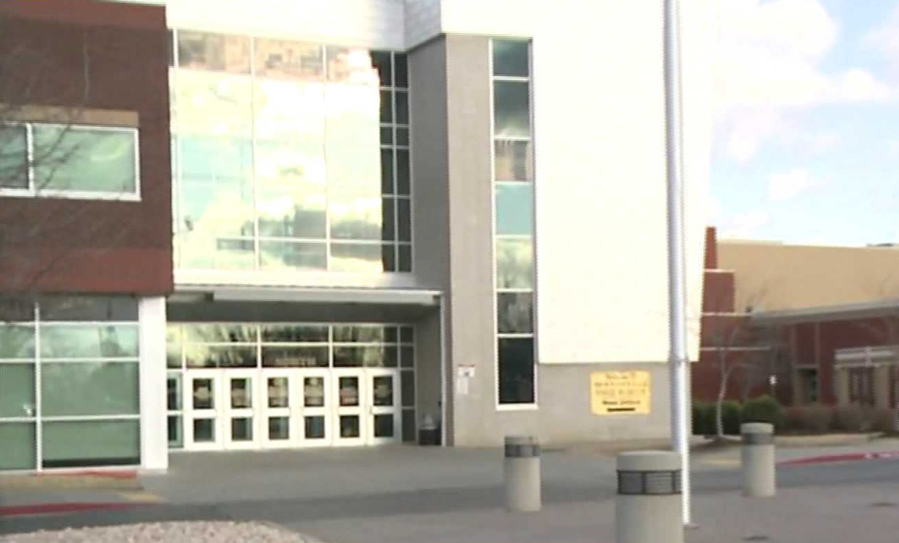 bentonville high school again