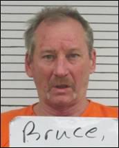 bruce mugshot bank robbery