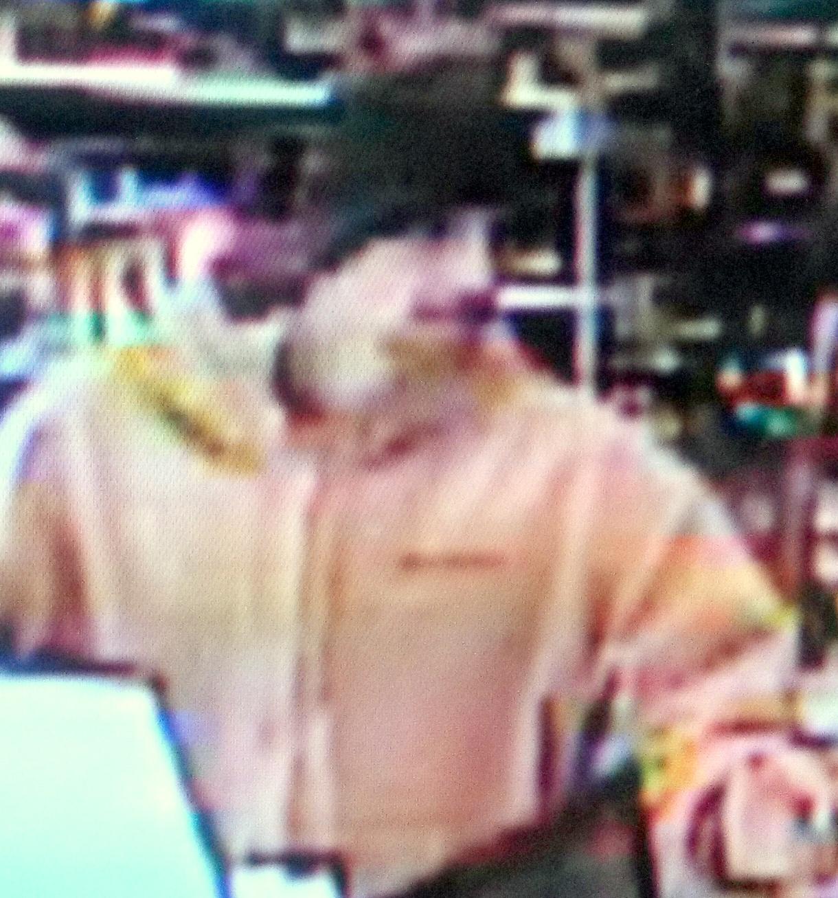 Gun Theft Suspect