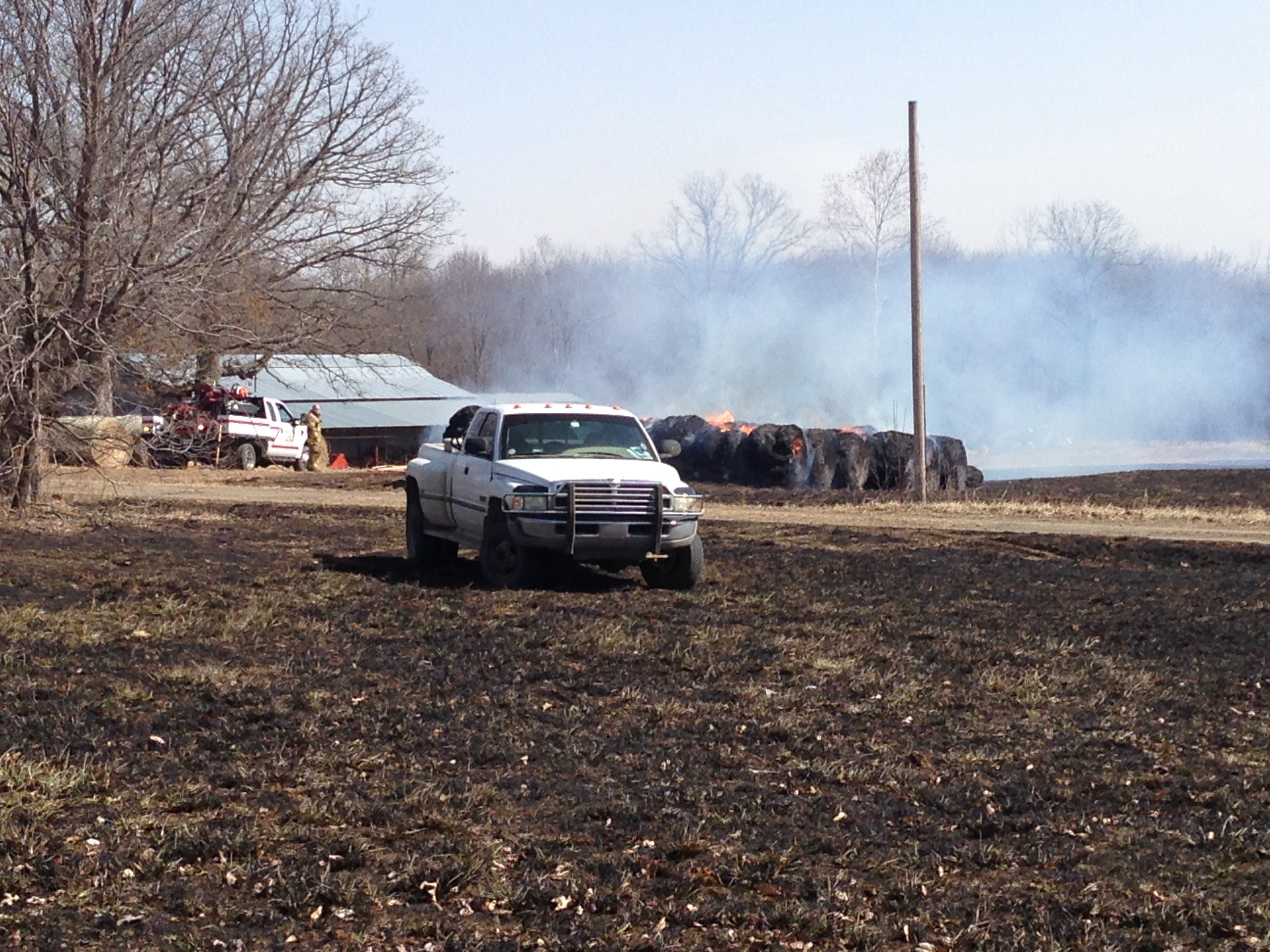 Muldrow Fire