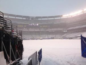 Photo courtesy of Brad Mayne, President/CEO of MetLife Stadium.