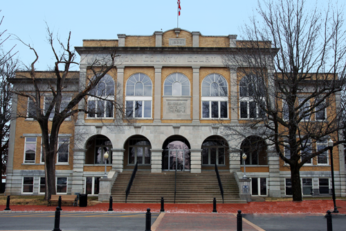 Benton County To Hold Two Special Meetings On Courthouse