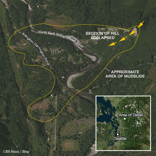 Landslide Maps Washington Washington Landslide Map